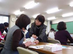 商工会ラッピング講座【ラッピング協会】