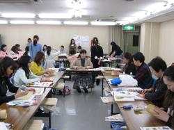 大阪会場で定例講習会を開催【ラッピング協会】