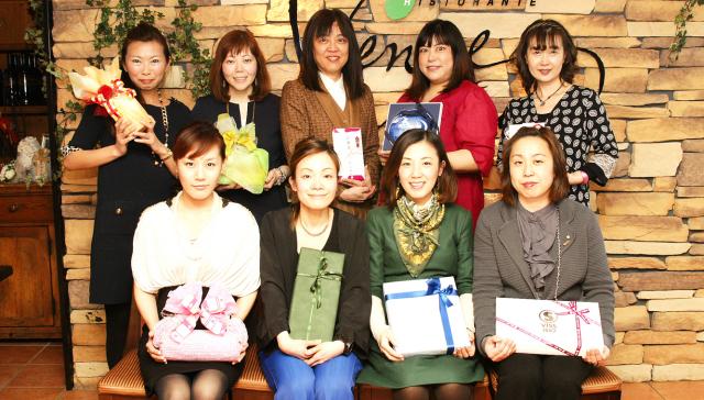 2012年春-展示会(入賞者)