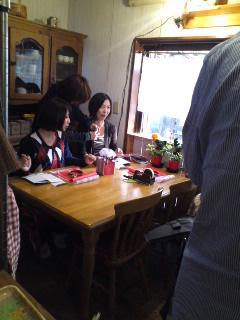 奈良テレビ放送に出演