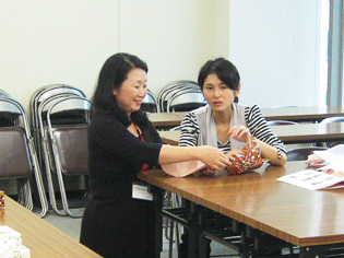 2011年10月22日・23日 福島会場開催【ラッピング協会】